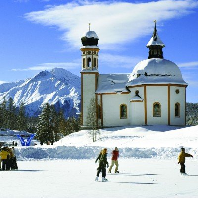 Winter Walking at Leutasch and Seefeld