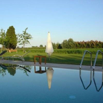 Pool at Moli del Mig