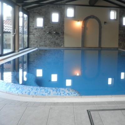 pool at Hotel Kastel