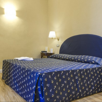 Double room, Hotel Firenze e Continentale