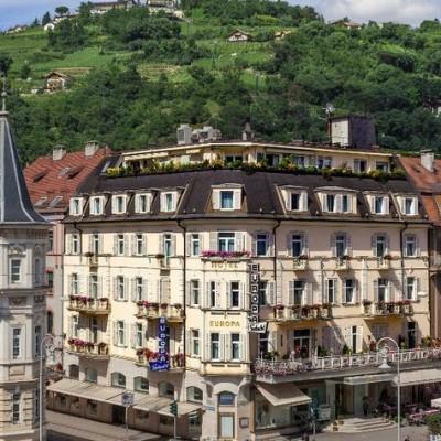 Hotel Europa Splendid, Merano