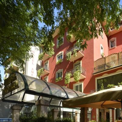 Hotel America, Trento