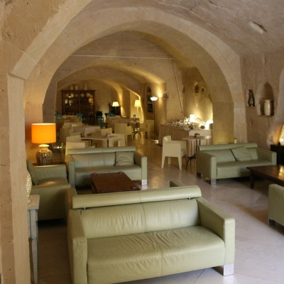 Lounge Hotel sassi