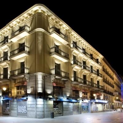 Petit Palace Londres - Madrid