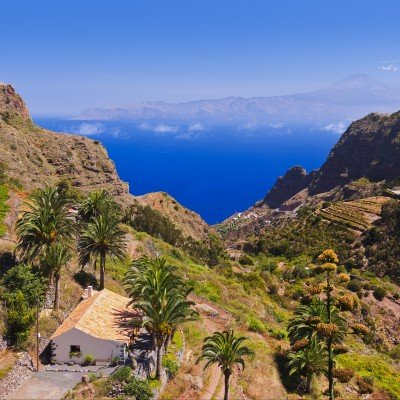 Walking on La Gomera