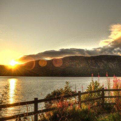 Across Loch Ness