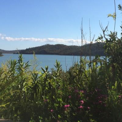 Santa Clara lake
