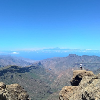 From Gran Canaria to Tenerife