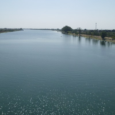 Along the River Ebro to the sea