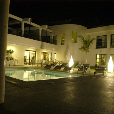 Hotel Algadir Evening