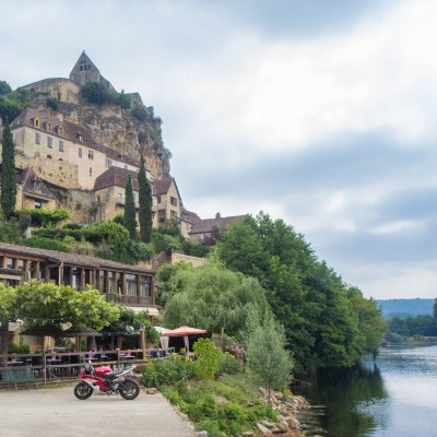 Town on the Dordogne