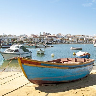 A Walk Through the Algarve
