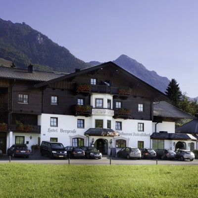 Hotel Bergrose at Strobl