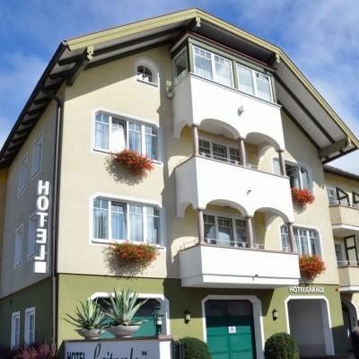 HOTEL LEITNERBRAEU, MONDSEE (4 STAR)