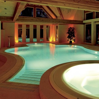 Pool at Hotel Clos des Sources