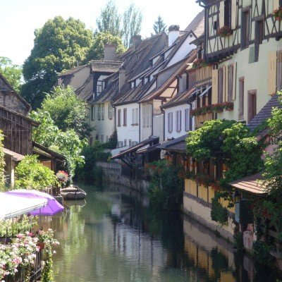 Walking the Alsace Wine Trail