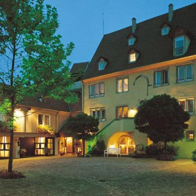 A la Cour dAlsace in Obernai