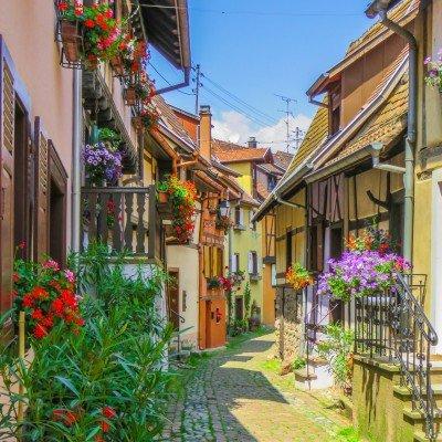 Gastronomic Wine Villages of Alsace