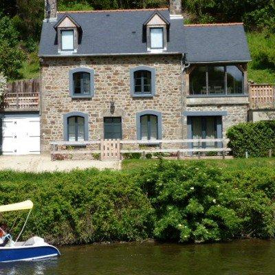 Le Martin Pecheur Villa in Brittany
