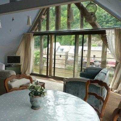 Le Loft Living & Dining Area