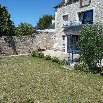 La Terrasse Terrace and Garden