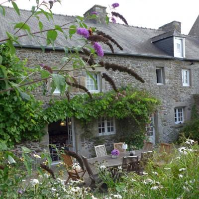 Le Bois Hannelais  Terrace