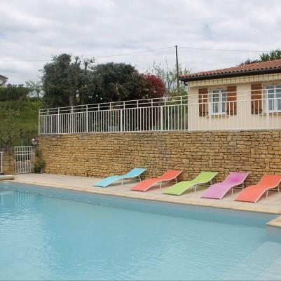 Le Cambord pool 3