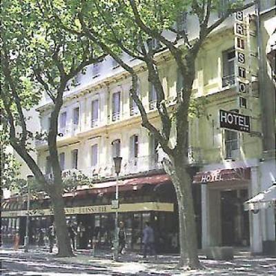 Hotel Bristol in Avignon