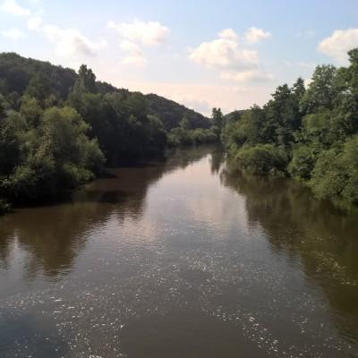 Altmuhl river