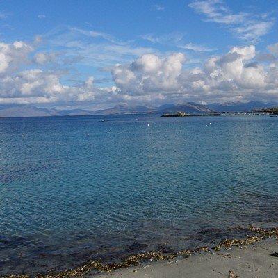 Connemara Loop and Inishbofin Island cycling