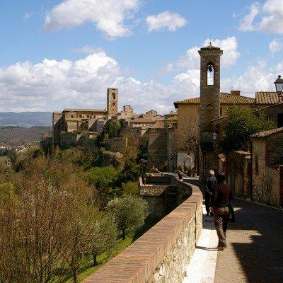 Volterra to San Gimignano Walk