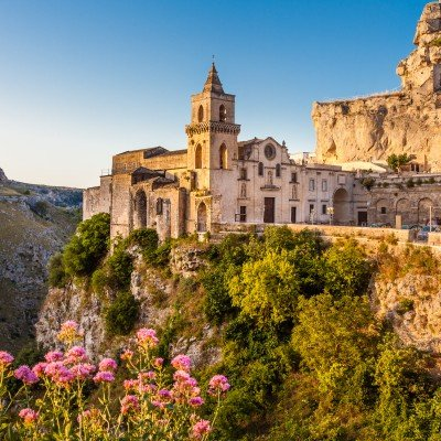 Walks in Puglia and Matera