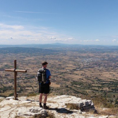 Walking the Olive Trails of Umbria