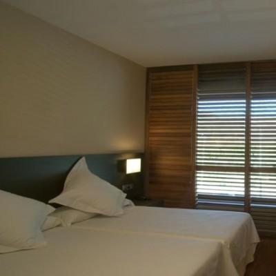Room at Hotel de Floriana, Molinaseca