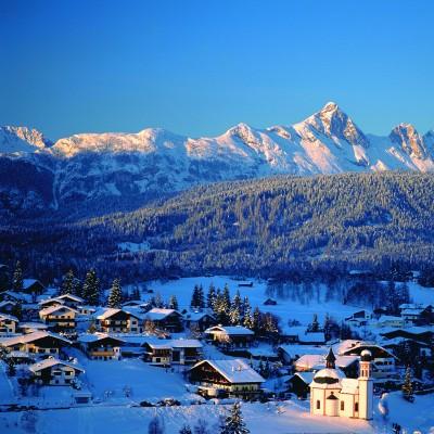 Winter Walking in Leutasch and Seefeld