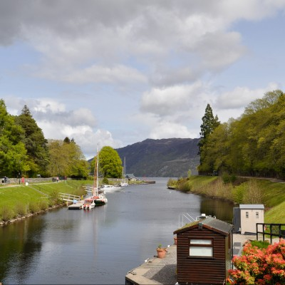 Loch Ness and the Highlands Cycling