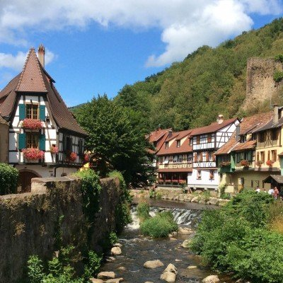 Contrasts of Alsace and The Vosges Walk