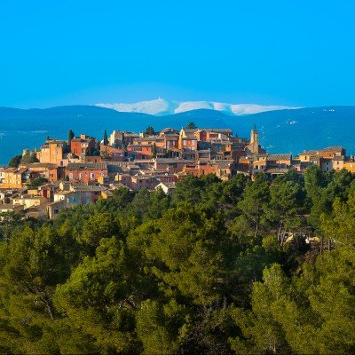 Hilltop Villages of Provence Cycling - Short Break
