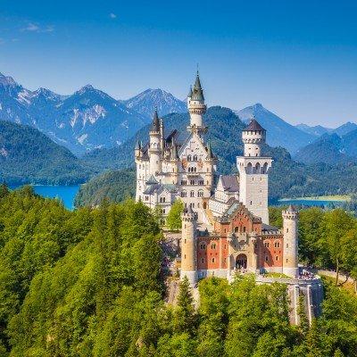 Walking in Oberammergau