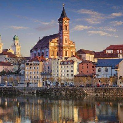 Passau to Vienna Cycling