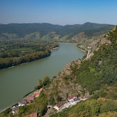 Cycling along the Danube from Passau to Vienna