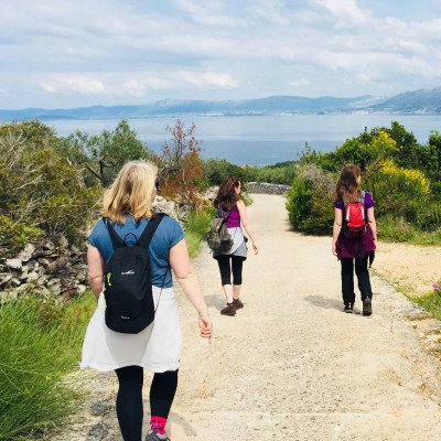 Delights of the Dalmatian Coast Walk
