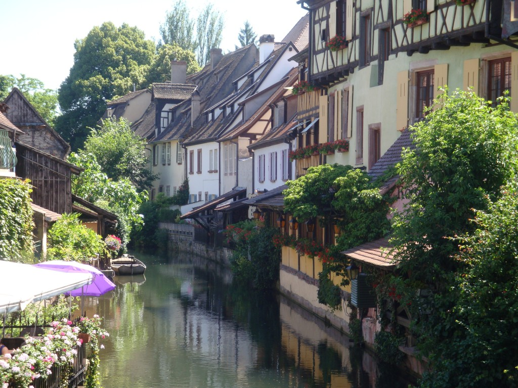 Villages & Vineyards of Alsace