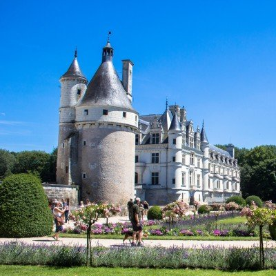 Rivers and Chateaux of the Loire Walk - Short Break
