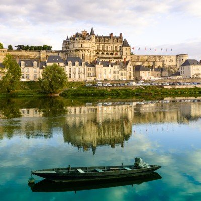 Rivers and Chateaux of the Loire Walk