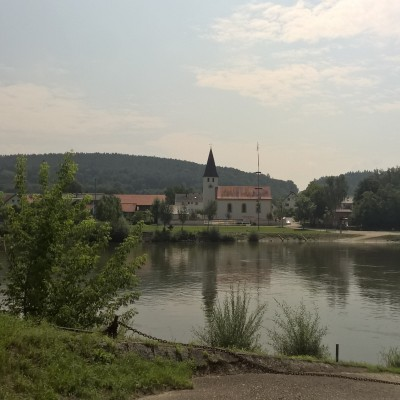 Bavarian Rivers and Valleys Walk