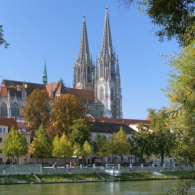 Five Waterways of Bavaria Cycling