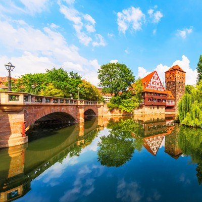 Bavarian Castles and Rivers Cycling