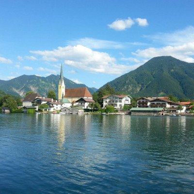 Walking Bavaria's Lakes and Mountains