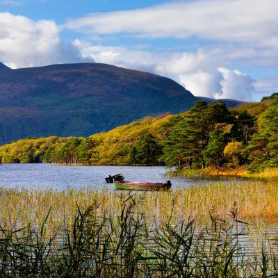 Walking the Kerry Way and Killarney N.P.
